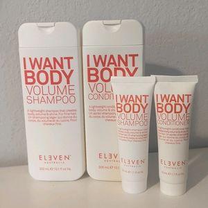 ELEVEN Australia I Want Body